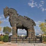 Troy_horse_Canakkale